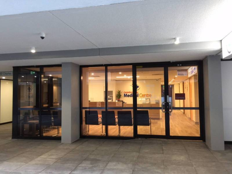 Room for rent Medical Centre Canterbury