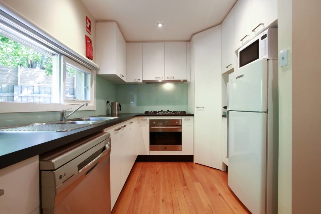 Kitchen facility for Allied Health Consulting Rooms Bulleen victoria