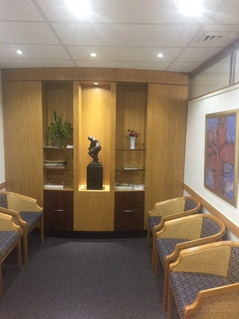 Waiting-Room Obstetrician and Gynaecologist Consulting Room Brisbane