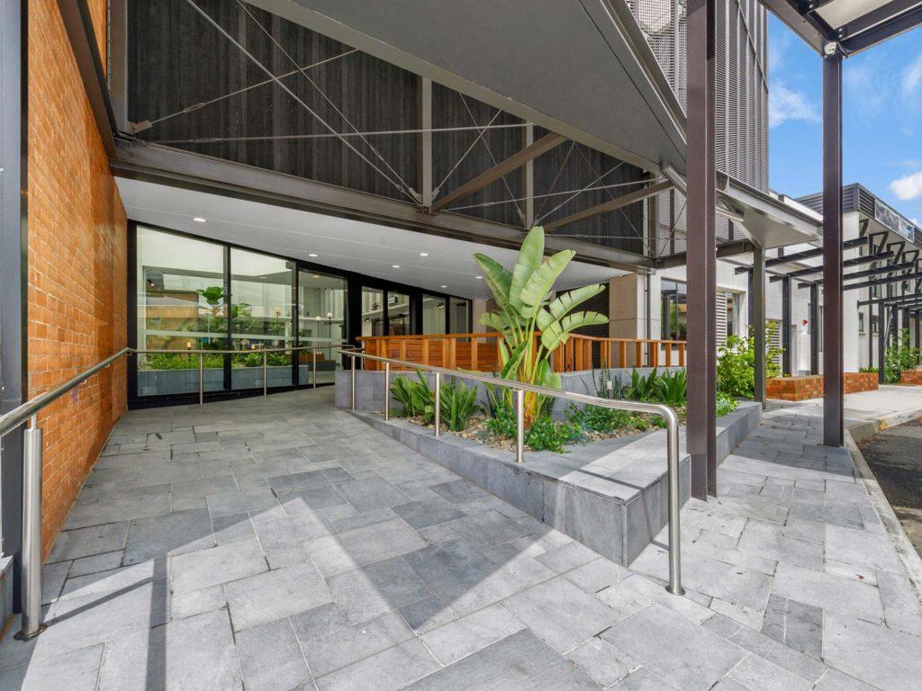 Entry at Integrated Specialist Medical Care - Bowen Hills Brisbane