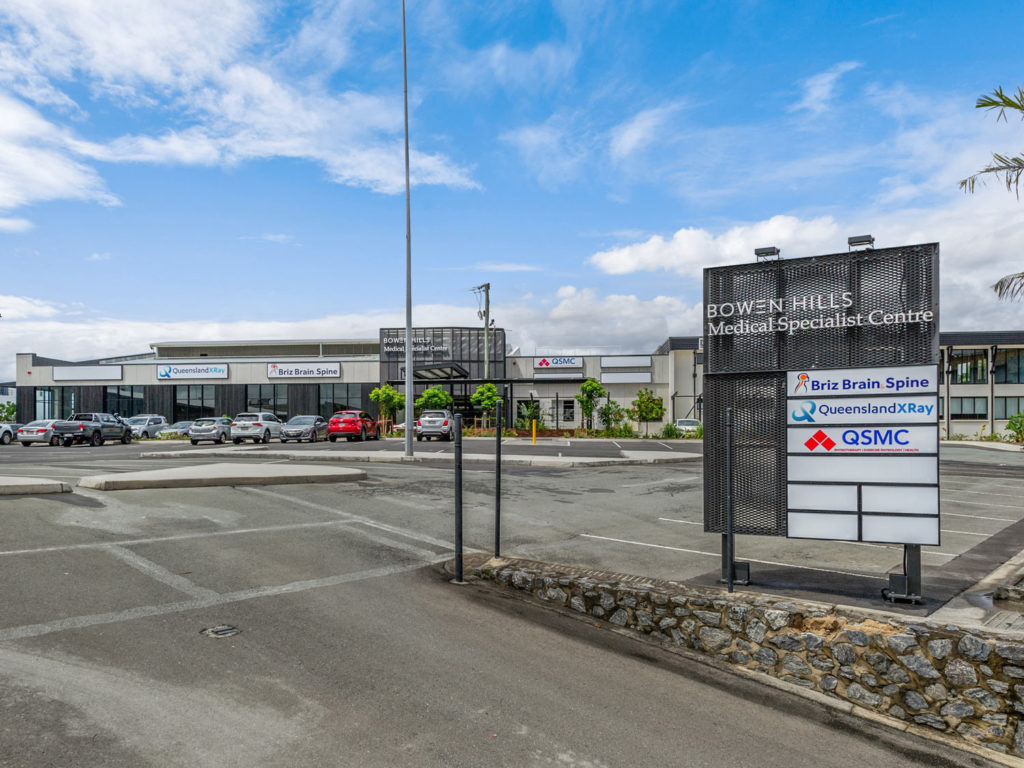 rent medical room at Specialist Medical Care - Bowen Hills
