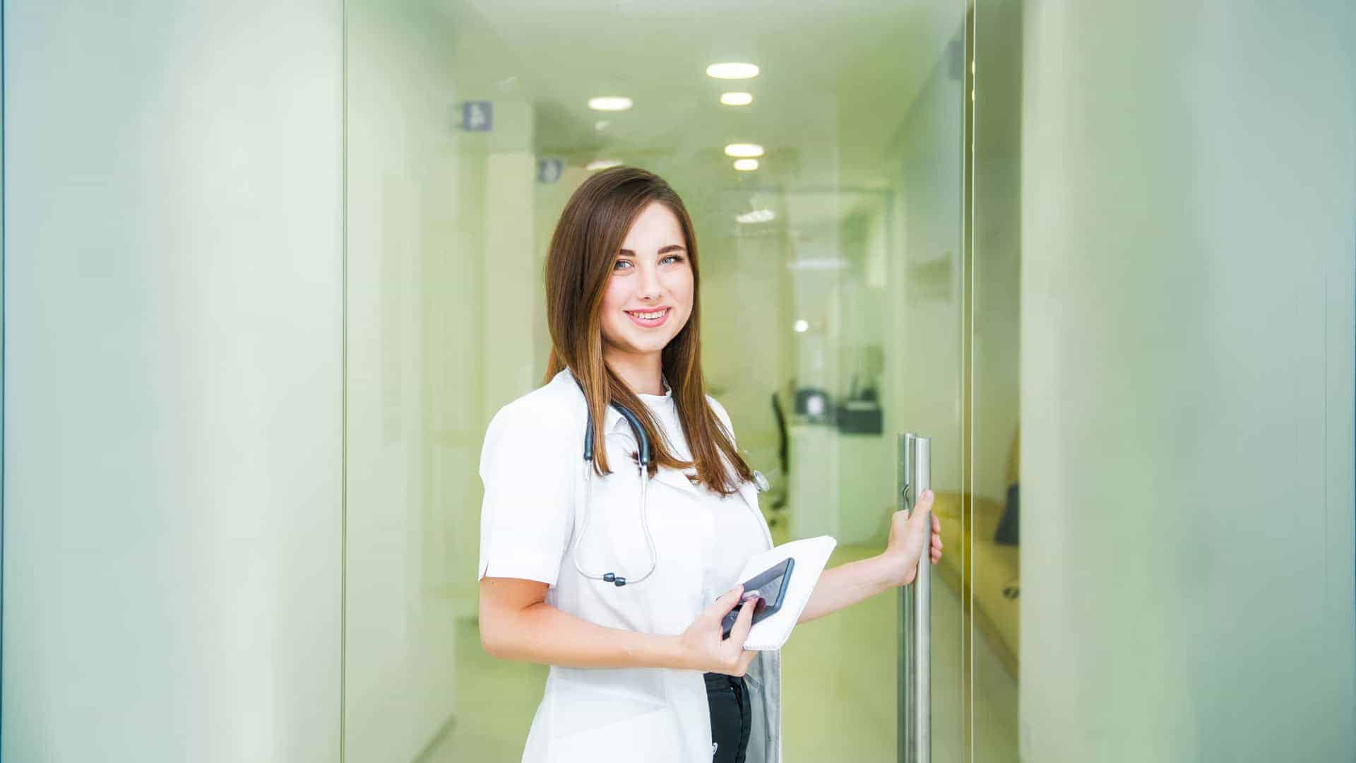A concierge can take patient experience to a new level